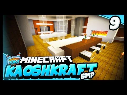 KaoshKraft SMP  - DINING ROOM - EP9 (Minecraft SMP)