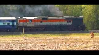 [IRFCA] The Chugging Machine; LDH WDG3A with Dekargaon - Katihar Holi Special Train thumbnail