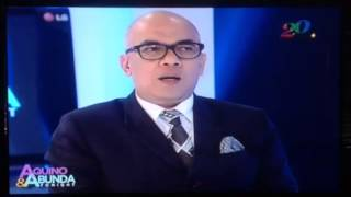 Boy Abunda - Nora Aunor National Artist