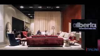 Мебель итальянской фабрики Alberta. ITALINI - поставщик мебели из Италии