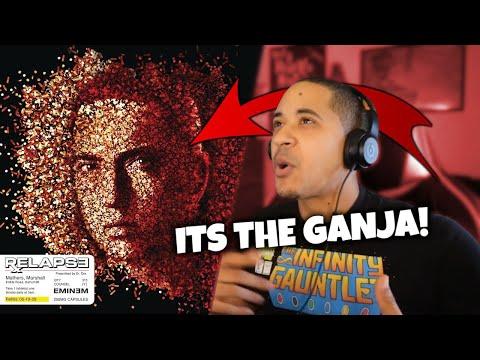 Eminem - Must Be The Ganja (REACTION)