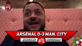 Arsenal 0-3 Man City | Only Martinelli Showed Pride Or Passion! (Troopz)