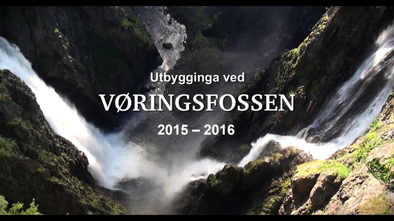Vøringsfossen - Nasjonale Turistveger