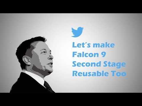 Elon Musk's Plan to Land Falcon 9's Upper Stage, explained