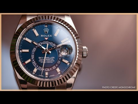 Rolex's Most COMPLICATED Modern Watch: The SKY-DWELLER | RANT&H