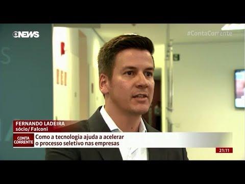 Inovações no recrutamento de candidatos - Globo News
