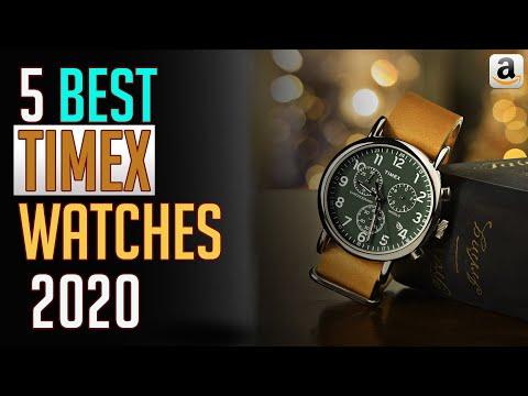 Timex Watch - Top 5 Best Timex Watches 2020