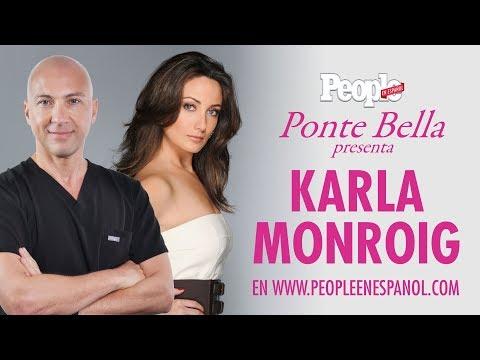 Karla Monroig En Ponte Bella