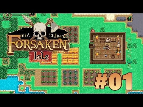 Forsaken Isle | #01 Una casa | Early Access