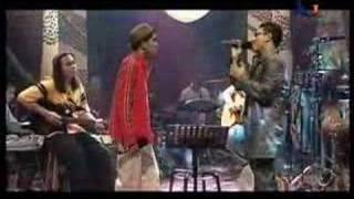 Glenn Fredly & Rio Febrian - All My Life (unplugged)