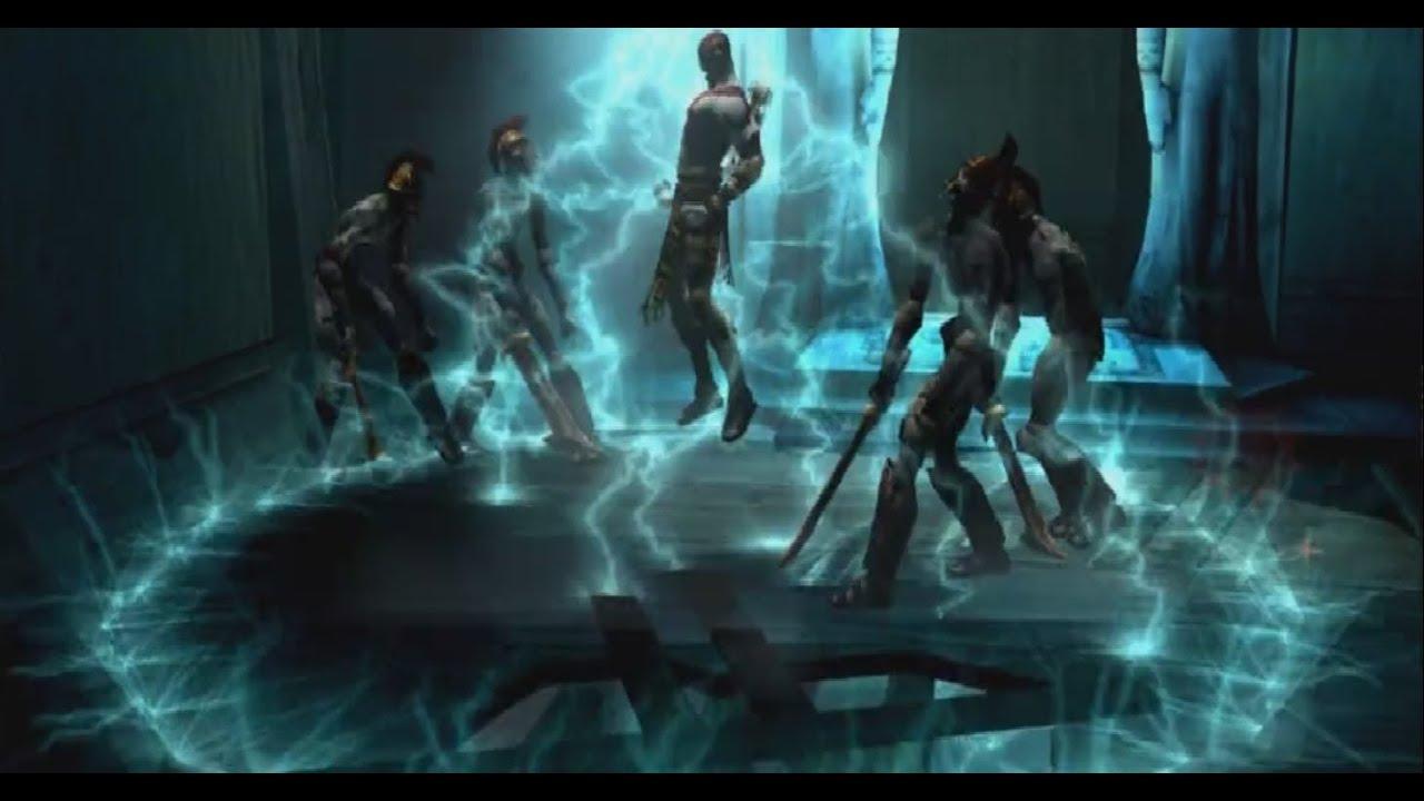 God Of War The Power Of Poseidon S Rage Walkthrough 2 Via Pcsx2 1 1 0 Youtube