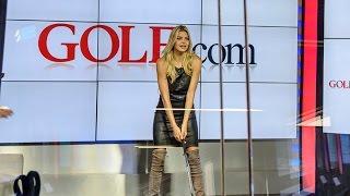 Kelly Rohrbach Shows Off Her Golf Swing | GOLF.com