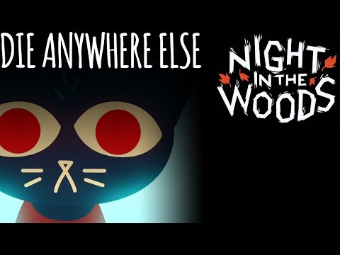 Die Anywhere Else | Night In The Woods Rock Cover by MandoPony