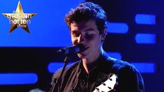There's Nothing Holdin' Me Back (live at The Graham Norton Show)