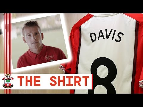 Steven Davis talks about his pride at being named Southampton captain | The Shirt with SportPesa