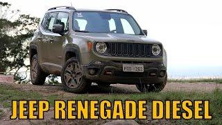 Jeep Renegade Longitude 2.0 Diesel 2016 - Primeiras impressões