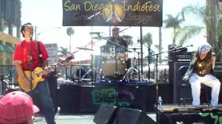 Big Toe at Indie fest 2010 in San Diego