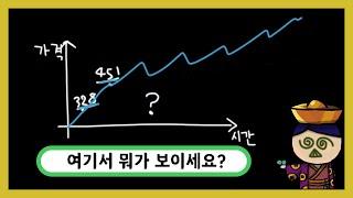 [배주]상인의 전설 3화/붓이 금괴로 보이고, 그래프가…