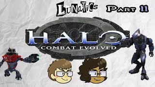 Let's Play Halo Combat Evolved Part 11: The Spartan Sleeps Tonight