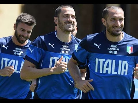 BBC- Barzagli-Bonucci-Chiellini- Art Of Defending