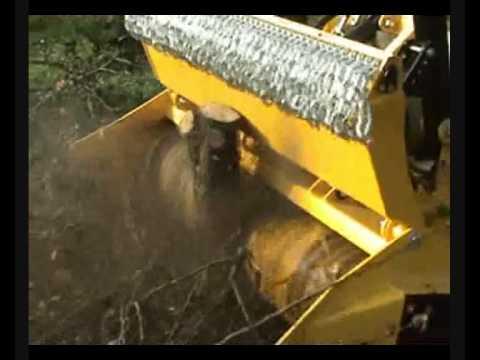 Geliebte Orsi 'W-Forrest' forestry mulcher - YouTube @EO_72