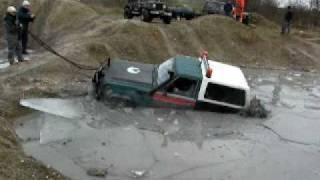 Nissan Patrol Extreme off road