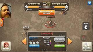 Clash of clans en español // Llegamos a clan 12 en directo!!