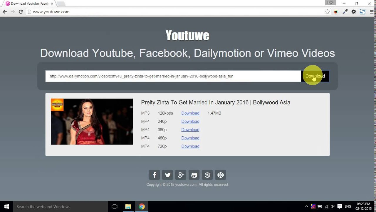 How to Download Dailymotion Video Online Without Java