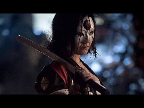 Katana - All Fight Scenes | Suicide Squad