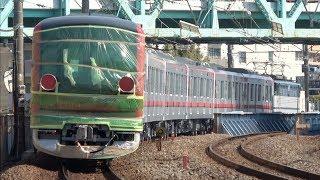 【2017年度の増備終了】東武70000系71710F 甲種輸送