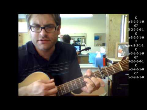 How To Play Tiny Bubbles By Don Ho On Acoustic Guitar Youtube