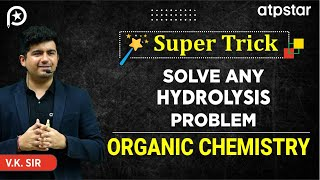 Trick to solve any Hydrolysis problem-IITJEE Concepts in Hindi