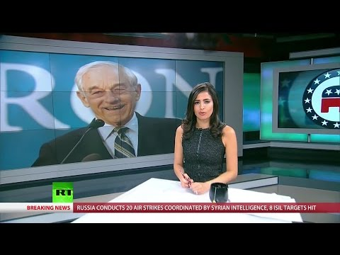 [445] Ron Paul on the elections and DuPont's chemical polluting