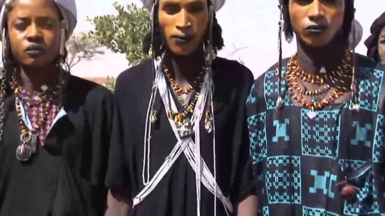Download Birds of the Wilderness: The Beauty Competition of the Wodaabe People of Niger