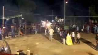 Feria anual 2014 santa Ana el trapiche sola de Vega oaxaca México