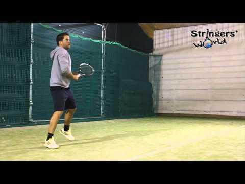 Head Graphene Speed S & Speed Rev  Tennis Racket Review from Stringers&39; World