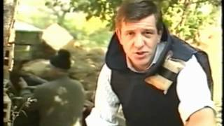 Trebevic, Grbavica (Sarajevo) - Polozaji srspke vojske