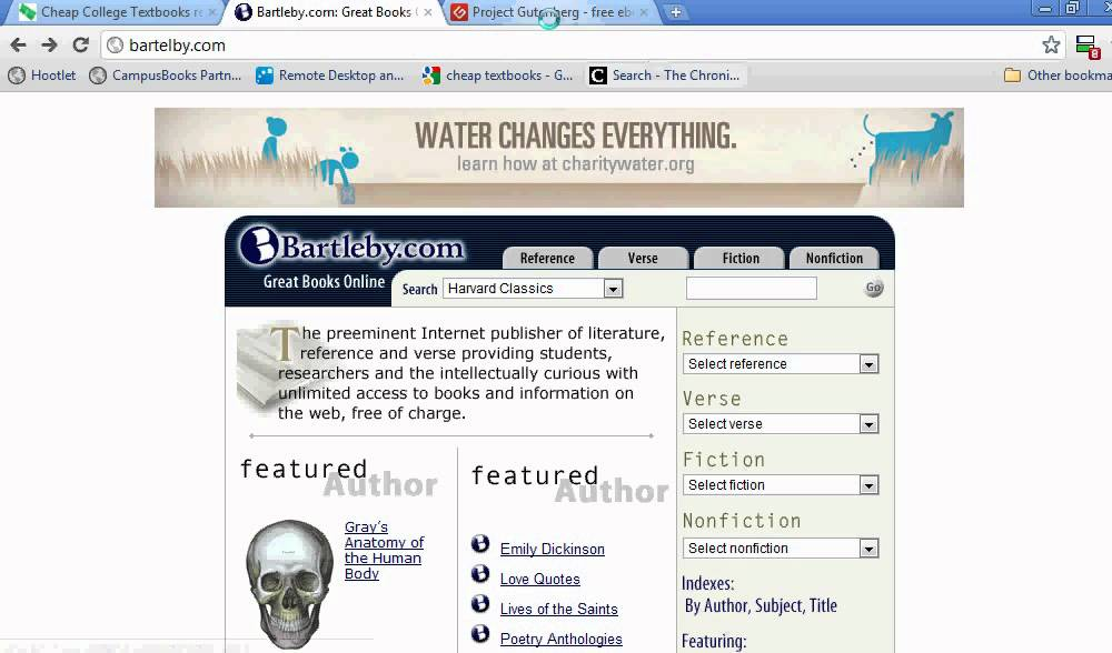 Cheap Textbooks Online >> Were To Get Free Online Textbooks Youtube
