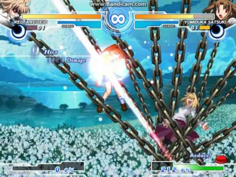 melty blood actress again current code ver. 1.07