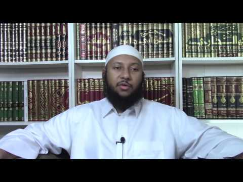How to respond to BarakAllahFeek and JazakAllahuKhairan? By Shaikh Abu Umar AbdulAzeez