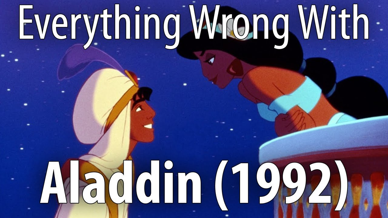 Everything Wrong With Aladdin (1992) watch and download videoi make live statistics