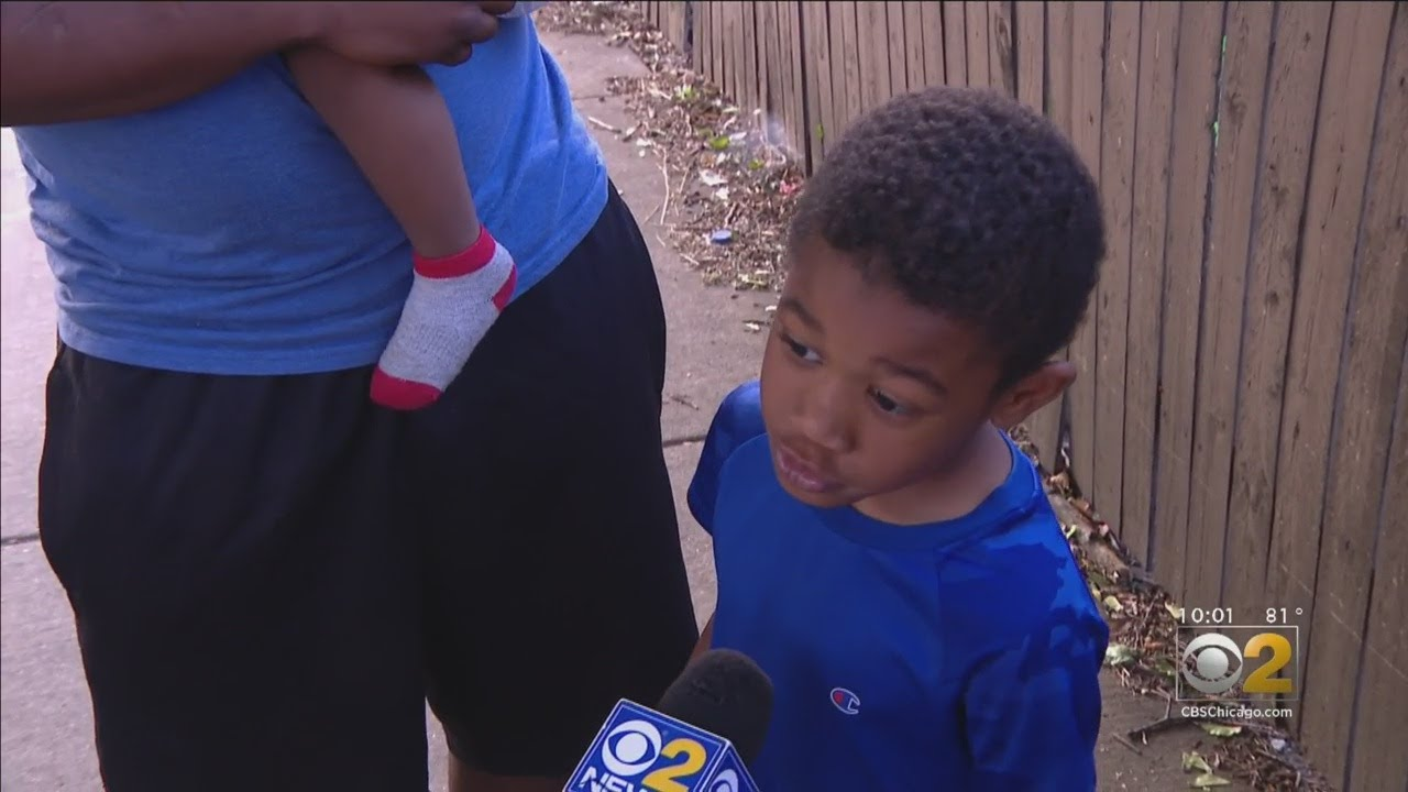 5-Year-Old Saves Family From House Fire: 'He's a hero'