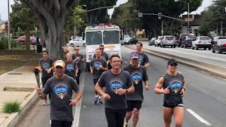 2018 Special Olympics Torch Run -- Santa Barbara Police Department