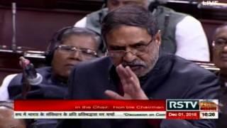 Anand Sharma speech in parliament, 1 Dec 2015