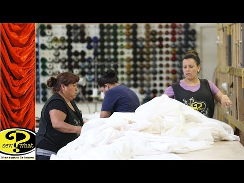 Sew What? and Rent What? Drapery Sales and Rentals - Working Together