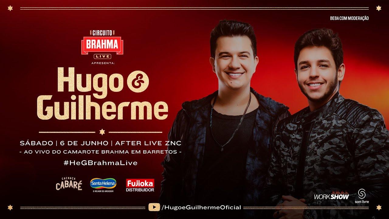Hugo e Guilherme - #ArenaBarretos - Camarote Brahma Live - #FiqueEmCasa e Cante #Comigo