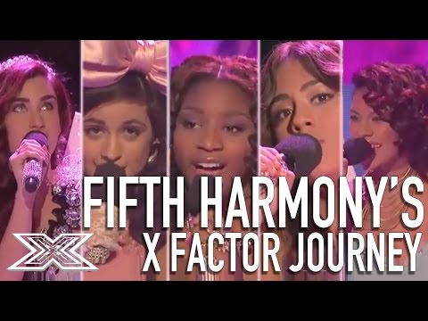 Fifth Harmony's X Factor Journey | X Factor Global