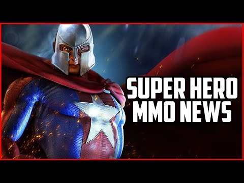 Super Hero MMO News #8 | Well… This is Disappointing…