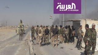 كركوك تحت سيطرة القوات العراقية