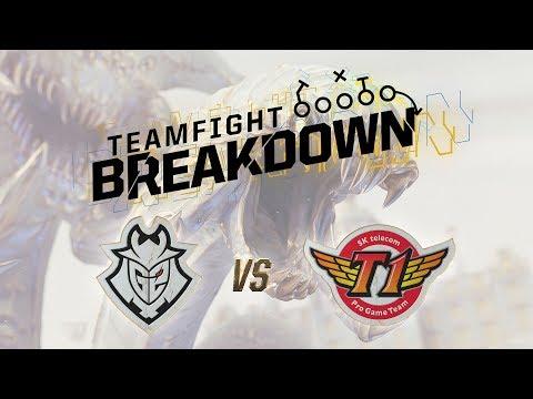 Teamfight Breakdown with Jatt | 2019 Worlds Semifinals (G2 vs SKT)